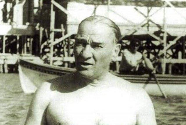 Mustafa Kemal Atatürk'ün İlk Defa Göreceğiniz Albümü galerisi resim 15