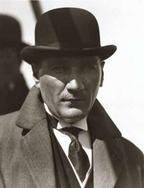 Mustafa Kemal Atatürk'ün İlk Defa Göreceğiniz Albümü galerisi resim 21