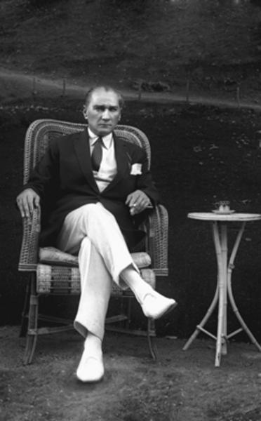 Mustafa Kemal Atatürk'ün İlk Defa Göreceğiniz Albümü galerisi resim 25