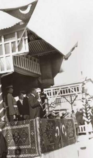 Mustafa Kemal Atatürk'ün İlk Defa Göreceğiniz Albümü galerisi resim 26