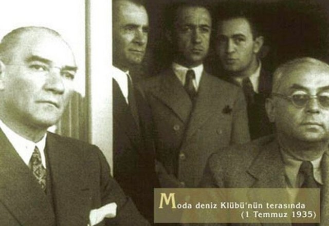 Mustafa Kemal Atatürk'ün İlk Defa Göreceğiniz Albümü galerisi resim 28