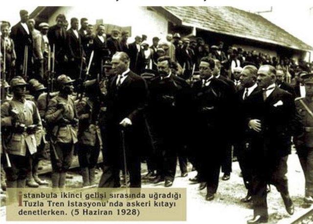 Mustafa Kemal Atatürk'ün İlk Defa Göreceğiniz Albümü galerisi resim 30