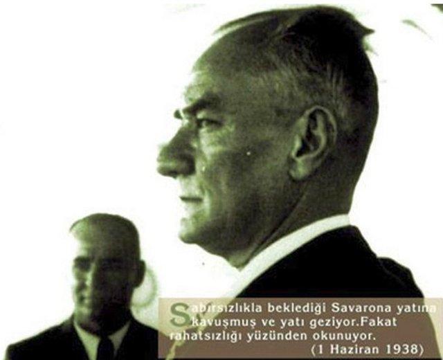 Mustafa Kemal Atatürk'ün İlk Defa Göreceğiniz Albümü galerisi resim 31