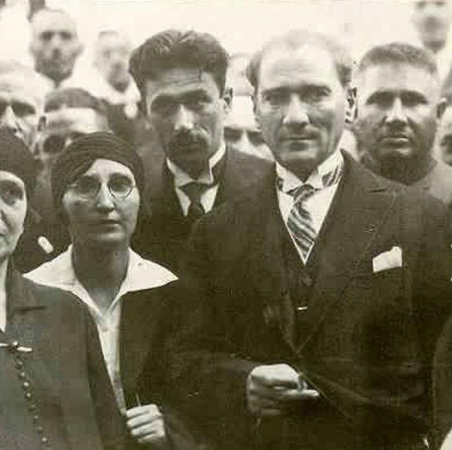 Mustafa Kemal Atatürk'ün İlk Defa Göreceğiniz Albümü galerisi resim 7
