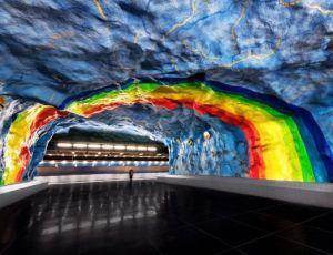 Dünyanın En İlginç Metro İstasyonları