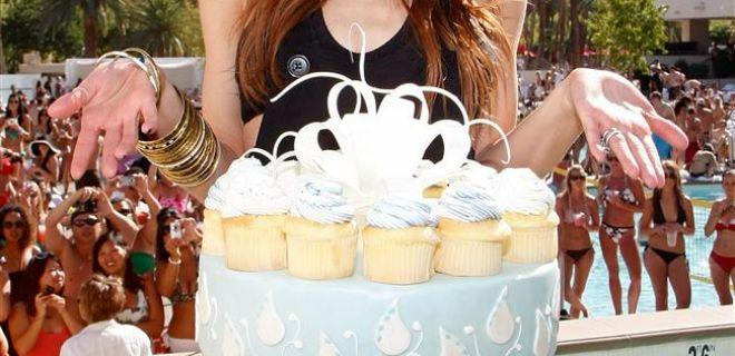 Ünlülerin Doğum Günü Pastaları