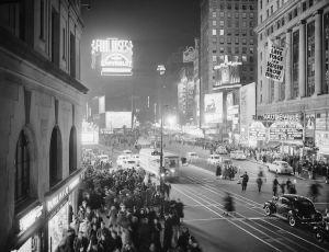 1940'larda Siyah - Beyaz New York