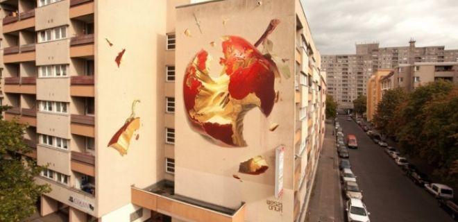 Sokak Sanatçılarının Eserleri