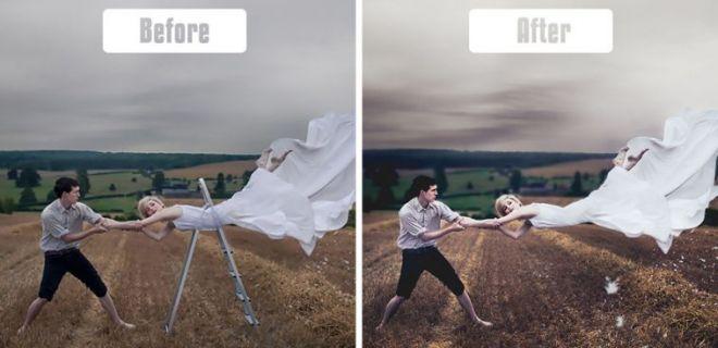 Mükemmel Fotoğrafların Kamera Arkası