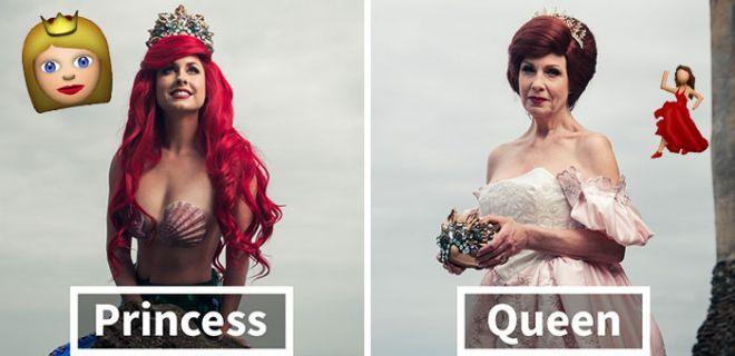 Disney Prensesleri ve Kraliçe Anneler