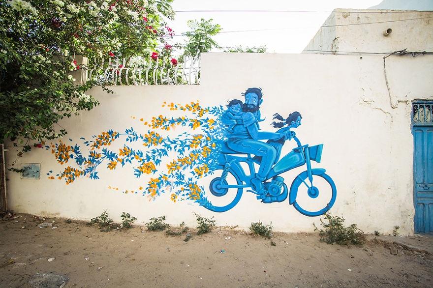 İddialı Sokak Sanatları Projesi galerisi resim 2