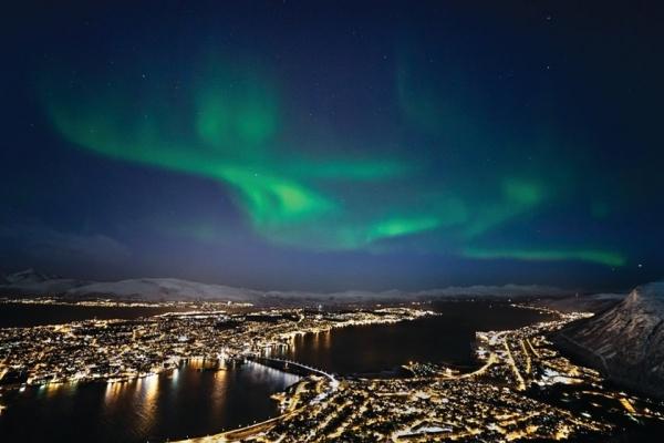 Kuzey Işıklarının Görülebileceği En Güzel Noktalar galerisi resim 10