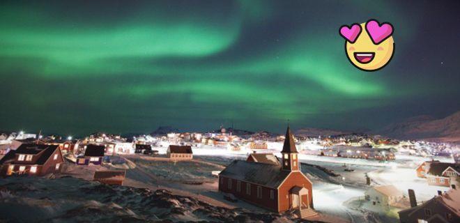 Kuzey Işıklarının Görülebileceği En Güzel Noktalar