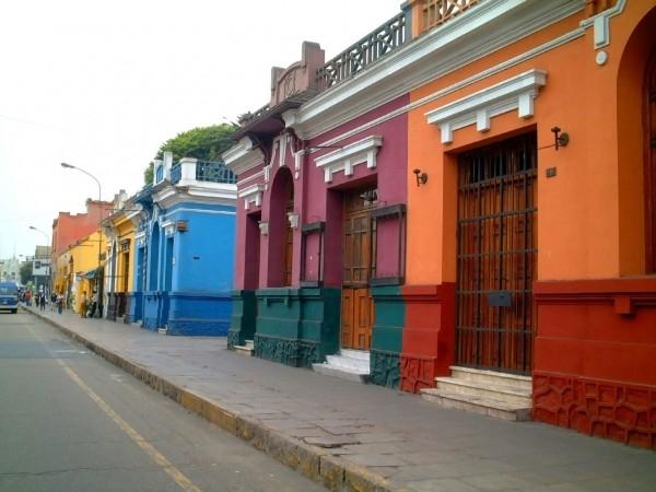 Dünyanın En Renkli Binaları galerisi resim 1