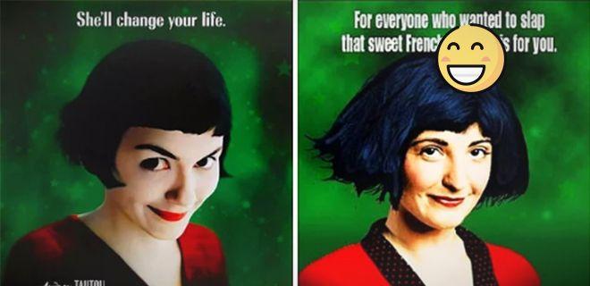 Film Afişlerine Yapılan Komik Göndermeler