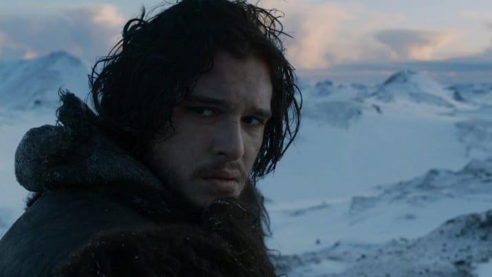 İçimizi Isıtacak Jon Snow Görselleri galerisi resim 21
