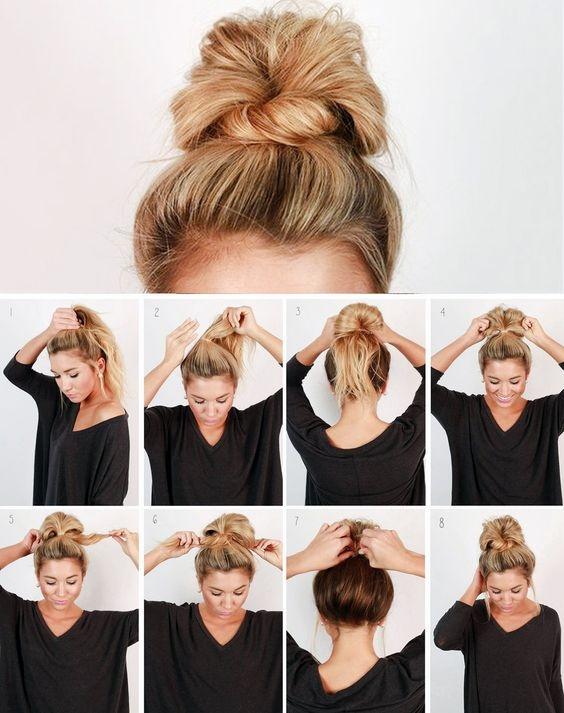 Şipşak Evden Çıkmalık Pratik Saç Modelleri galerisi resim 3