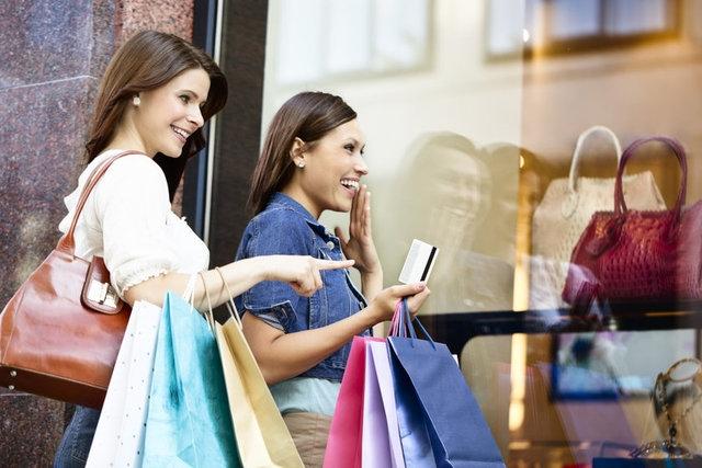 Kadınların Alışverişle Olan Sınavları galerisi resim 2