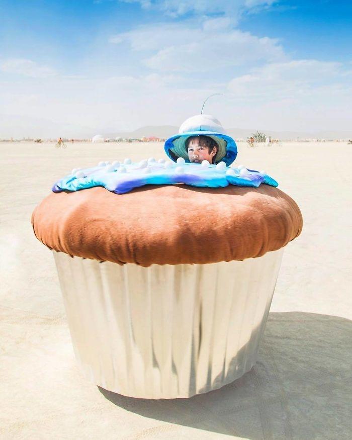 Burning Man 2017'den Renkli Kareler galerisi resim 26