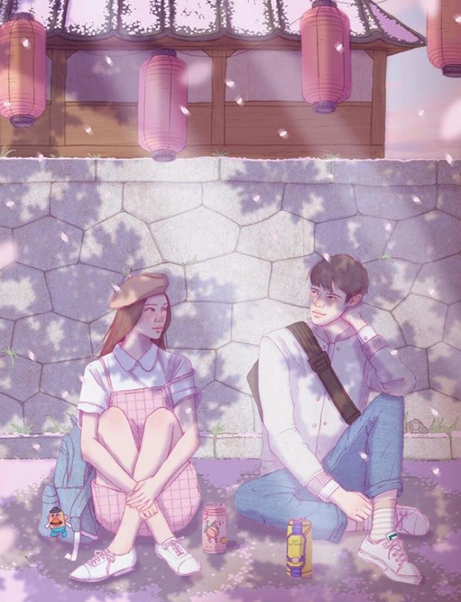 Aşkı Anlatan Koreli Sanatçı'dan Duygusal İllüstrasyonlar galerisi resim 11