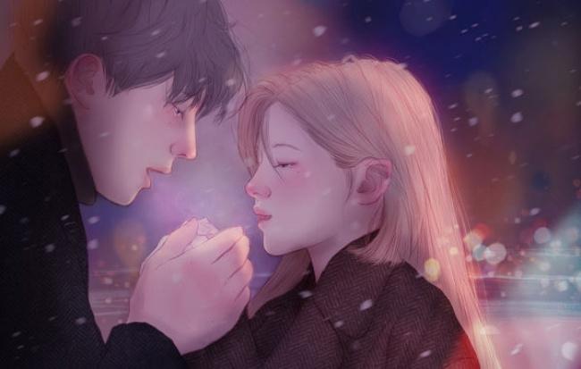 Aşkı Anlatan Koreli Sanatçı'dan Duygusal İllüstrasyonlar galerisi resim 3