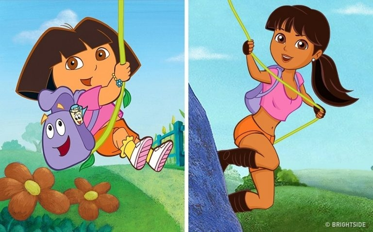 Çocuk Çizgi Film Karakterlerin Büyümüş Halleri galerisi resim 3