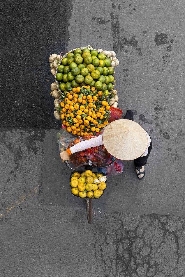 Sokak Sanatçılarının Renkli Görüntüleri galerisi resim 2