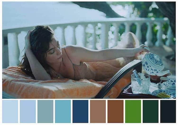 Renk Paletlerinden İlginç Anılar galerisi resim 11