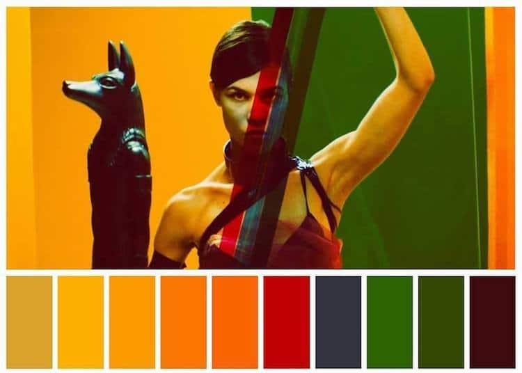 Renk Paletlerinden İlginç Anılar galerisi resim 13