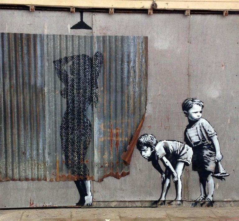 Dünyanın Farklı Yerlerindeki Sokak Sanatları galerisi resim 11