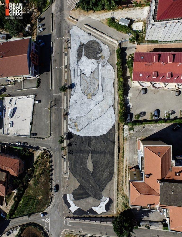 Dünyanın Farklı Yerlerindeki Sokak Sanatları galerisi resim 14