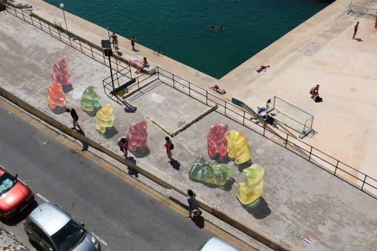 Dünyanın Farklı Yerlerindeki Sokak Sanatları galerisi resim 17