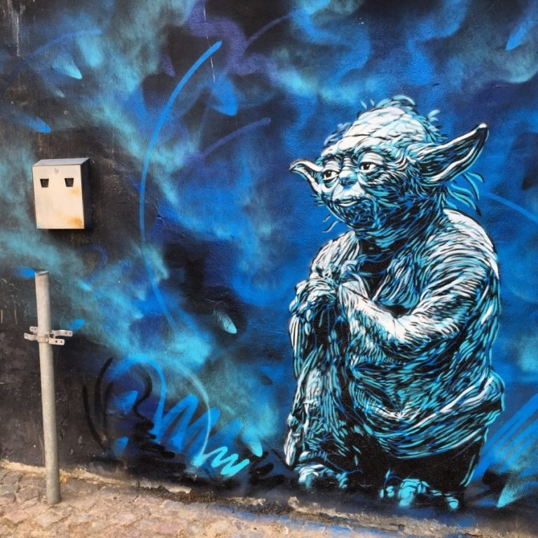 Dünyanın Farklı Yerlerindeki Sokak Sanatları galerisi resim 6