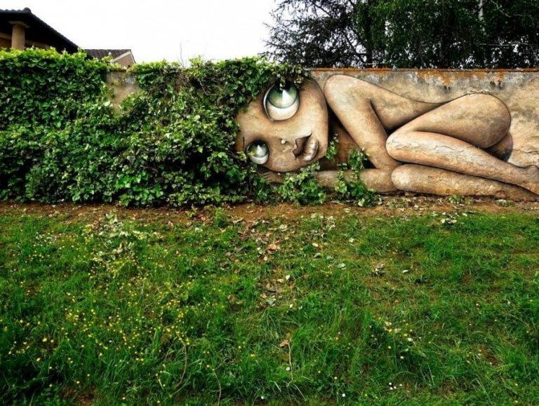 Dünyanın Farklı Yerlerindeki Sokak Sanatları galerisi resim 7