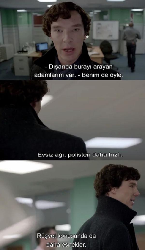 Sherlock Dizisinden IQ'nuzu Zorlayacak Replikler galerisi resim 16
