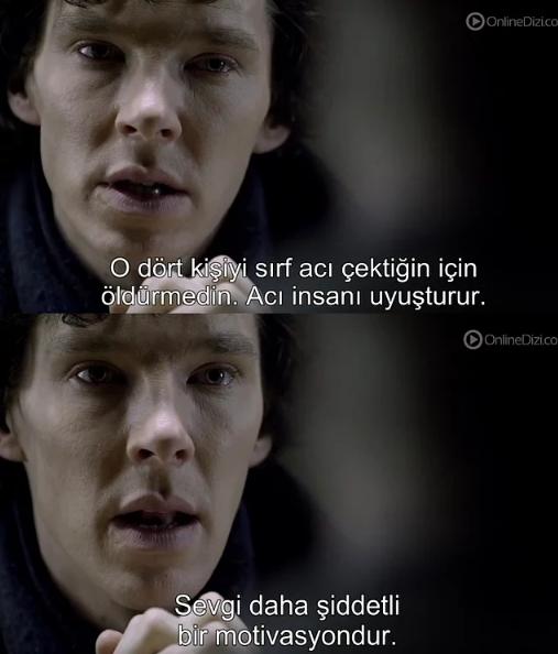 Sherlock Dizisinden IQ'nuzu Zorlayacak Replikler galerisi resim 6