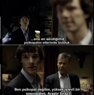 Sherlock Dizisinden IQ'nuzu Zorlayacak Replikler galerisi resim 7