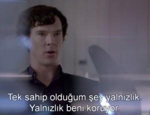Sherlock Dizisinden IQ'nuzu Zorlayacak Replikler