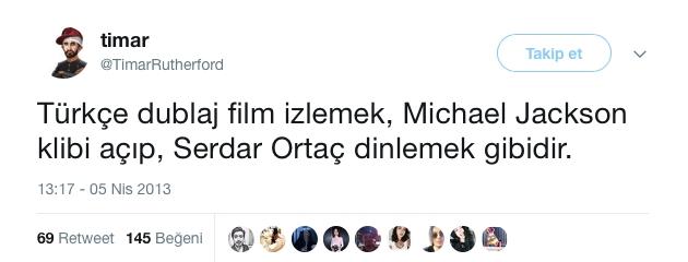 Türkçe Dublaja Nefret Kusan Tweet'ler galerisi resim 13