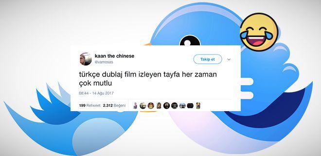 Türkçe Dublaja Nefret Kusan Tweet'ler