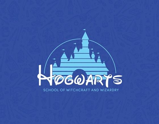 Harry Potter Karakterlerinin Tipografik Logoları galerisi resim 4