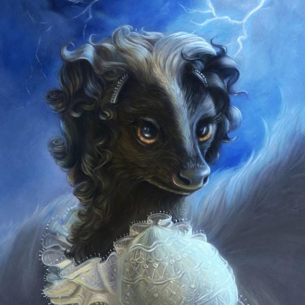 Tarihi Karakterler Hayvanlarla Birleşiyor galerisi resim 5