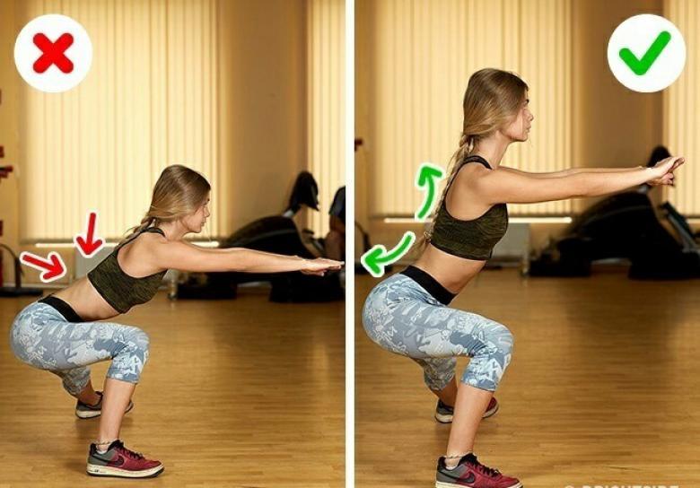 Spor Yaparken Yapmamanız Gereken Egzersiz Hataları galerisi resim 3