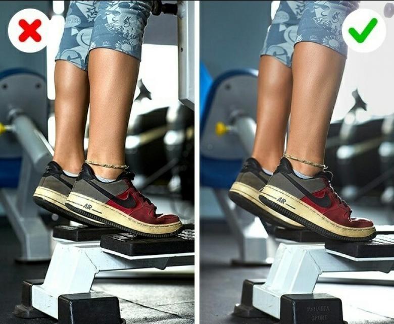 Spor Yaparken Yapmamanız Gereken Egzersiz Hataları galerisi resim 8