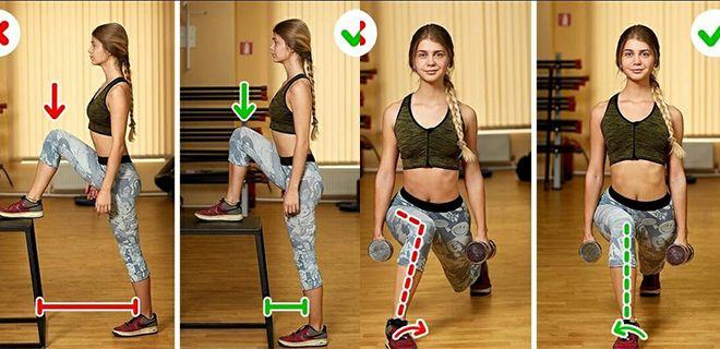 Spor Yaparken Yapmamanız Gereken Egzersiz Hataları