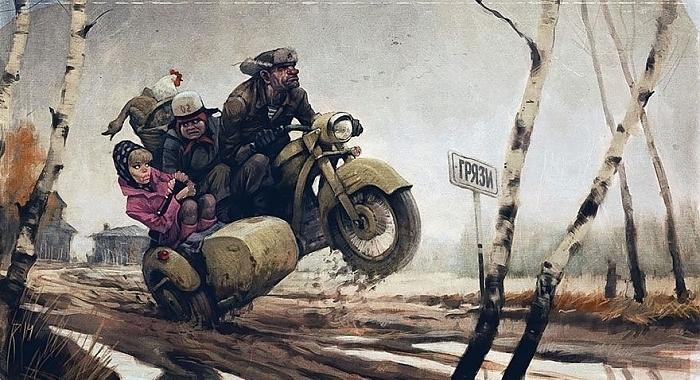 Rus Ressamdan Düşündüren Aykırı Çalışmalar galerisi resim 13