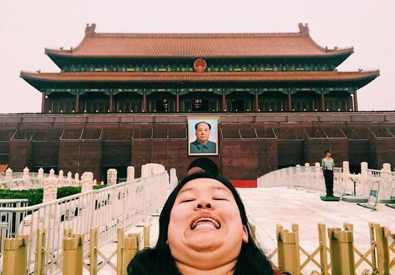 Sosyal Medyadaki Orantılı Fotoğrafları Tiye Alan Kadın galerisi resim 6
