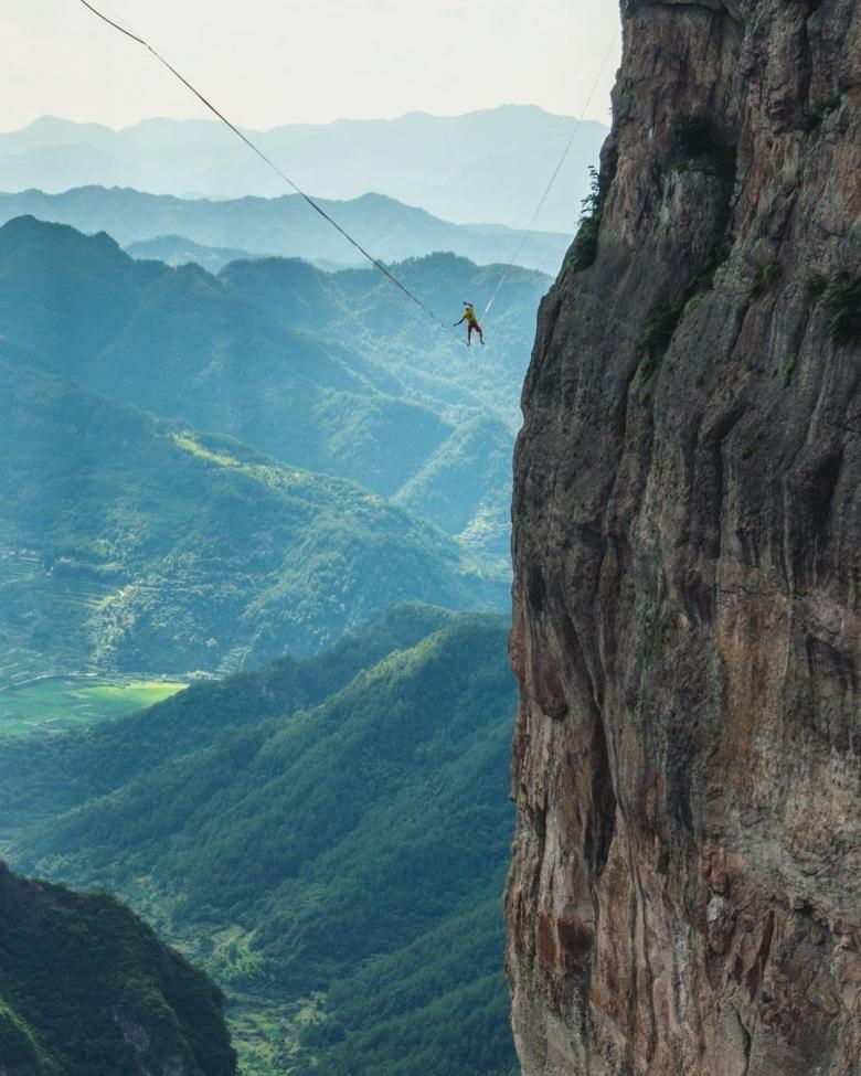 Yükseklik Korkusu Olanların Nefesini Kesecek Fotoğraflar galerisi resim 4