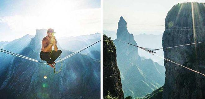 Yükseklik Korkusu Olanların Nefesini Kesecek Fotoğraflar