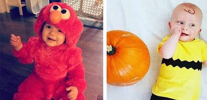 Çocukların Aşırı Sevimli Cadılar Bayramı Kostümleri